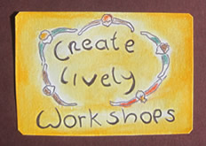 Judy Barber, creating Lively Workshops